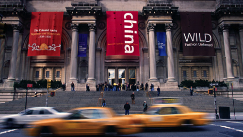Spend Some Time at the Metropolitan Museum of Art