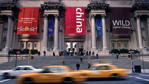 NYC: Spend Some Time at the Metropolitan Museum of Art