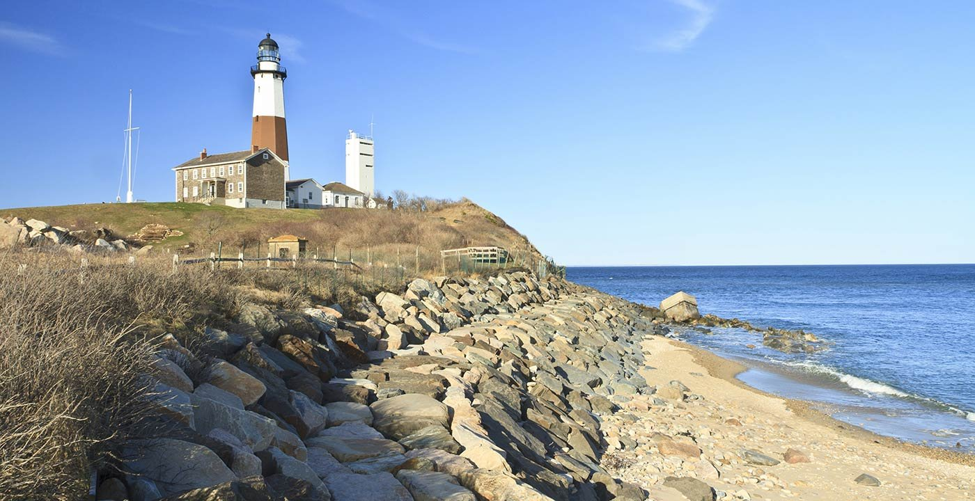 Weekend getaway itinerary for montauk aarp for Weekend getaway in nyc