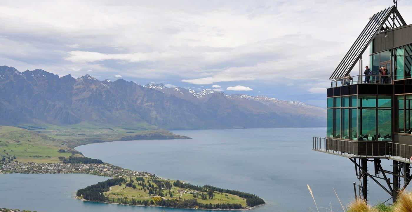 Take the Skyline Gondola to a Memorable Vista
