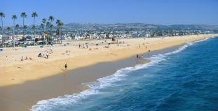 Newport Beach Municipal Beach