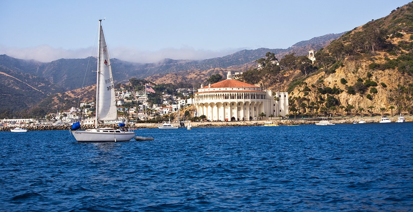 Catch a Ride to Catalina