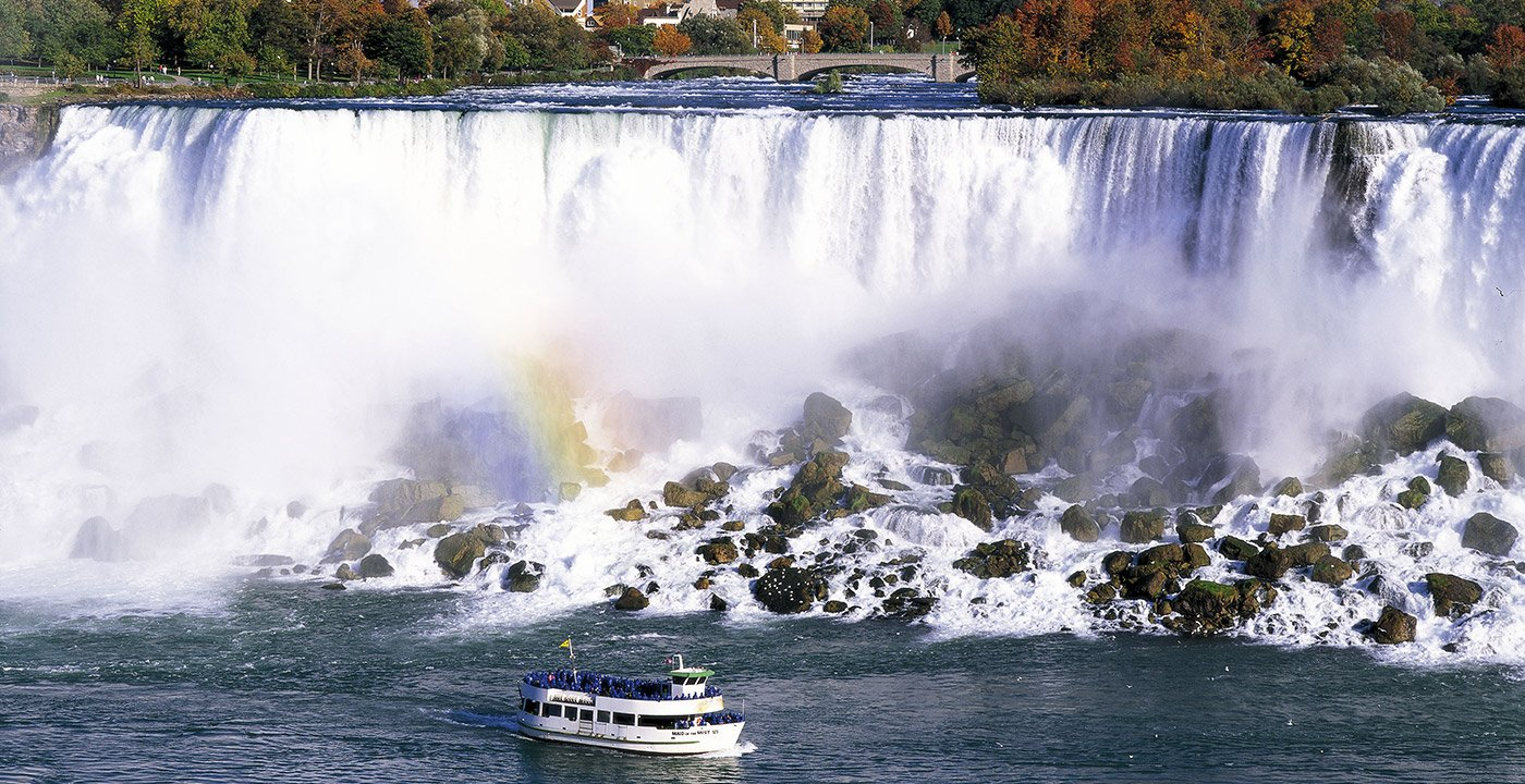 Niagara Falls Vacation Travel Guide And Tour Information