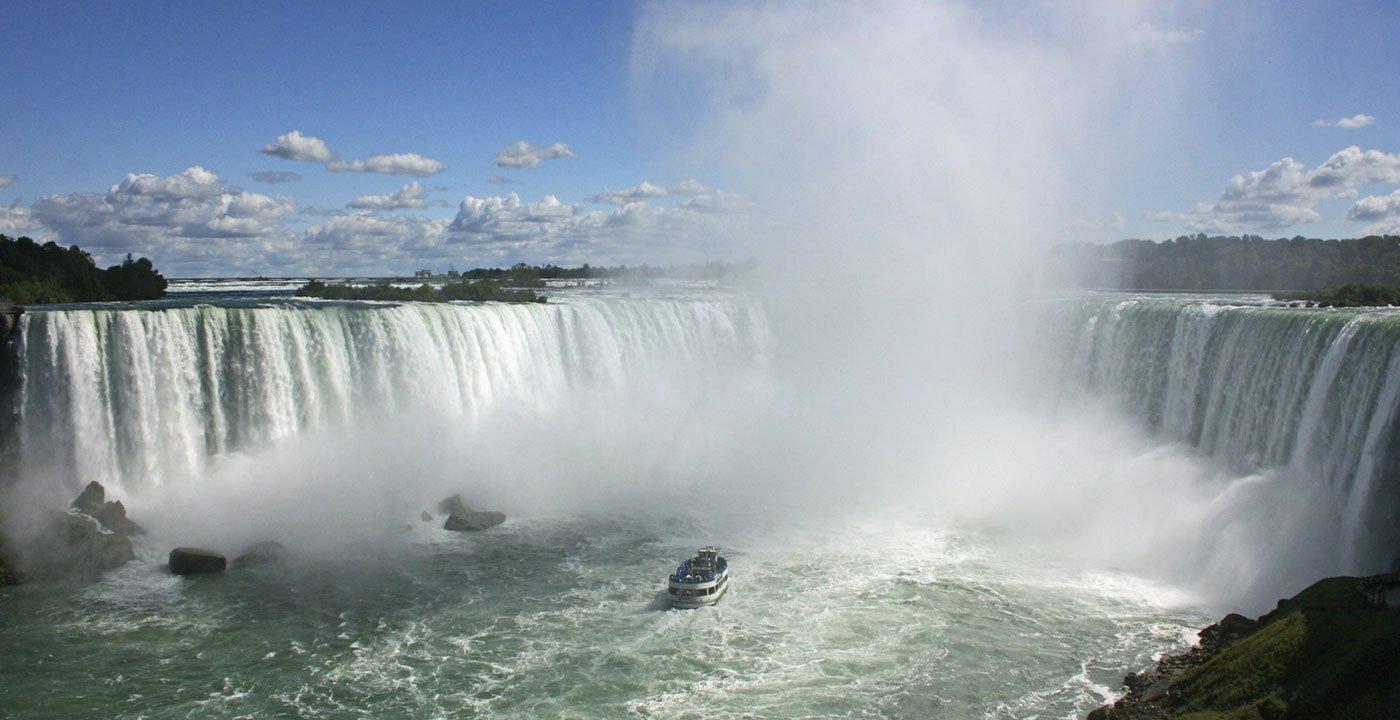 Niagara Falls Travel Guide Book