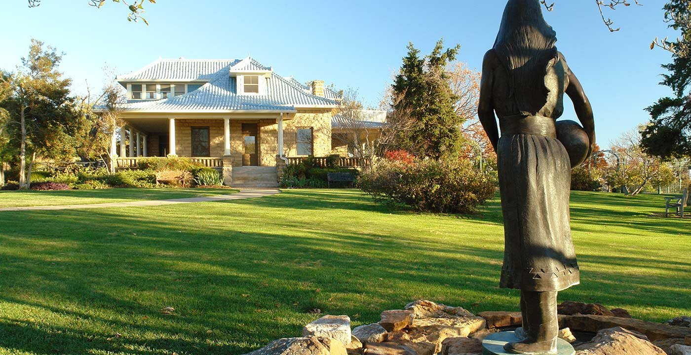 Gilcrease Museum Ranks Among the Nation's Finest