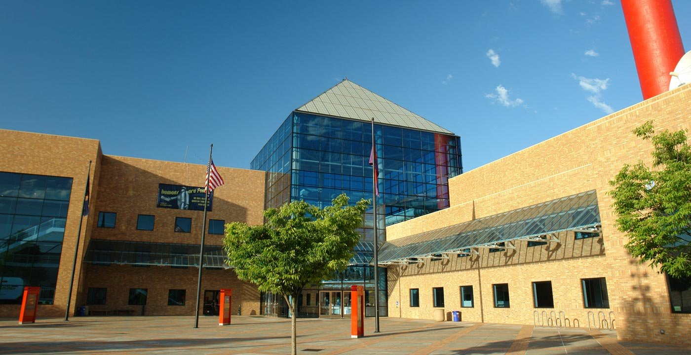 The Oregon Museum of Science and Industry