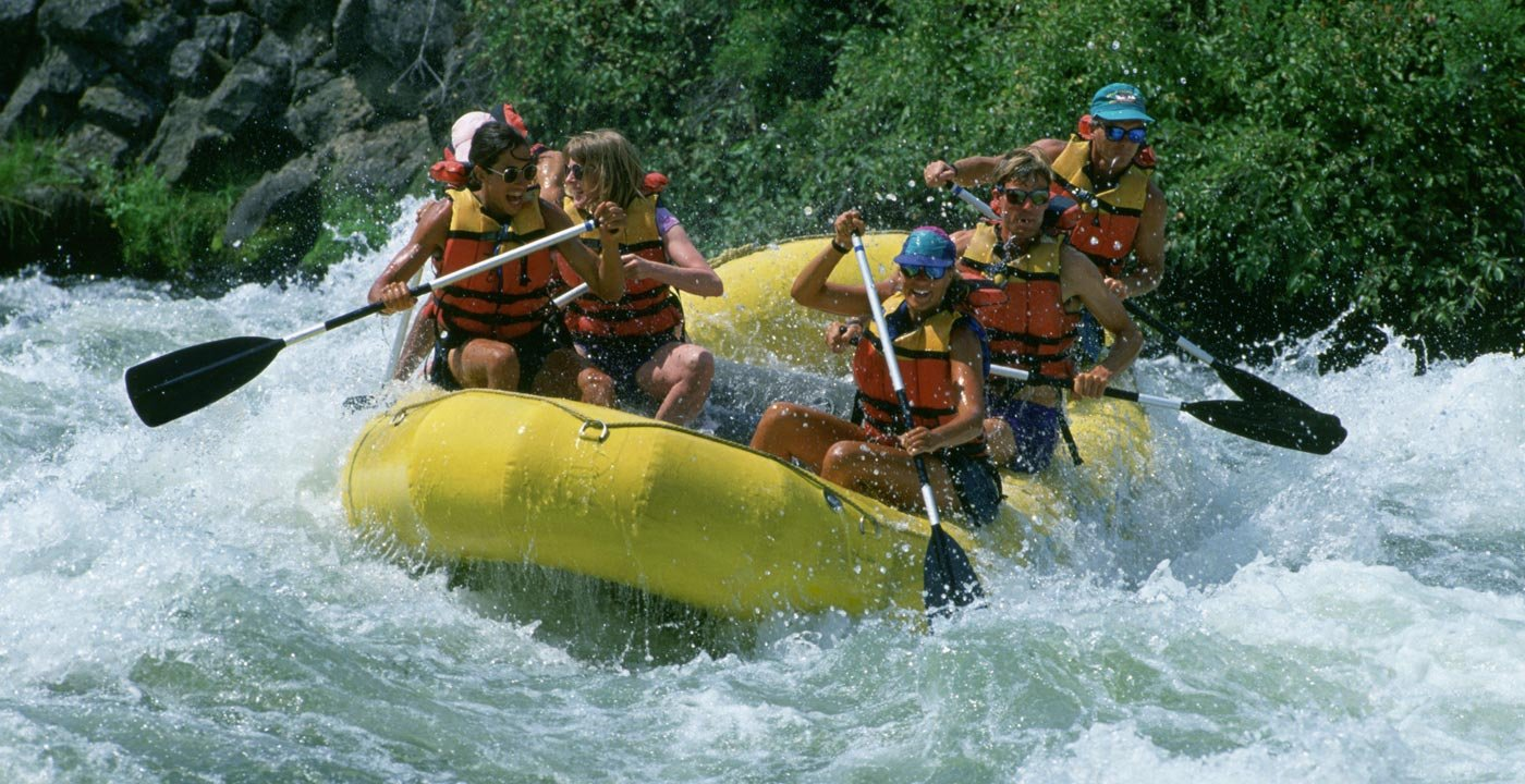 Whitewater Thrills on the Deschutes River