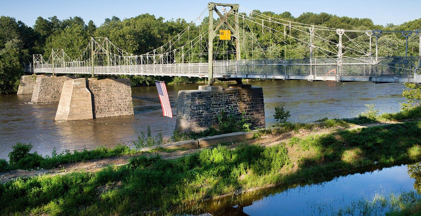 Hike or Bike a Scenic Riverside Path