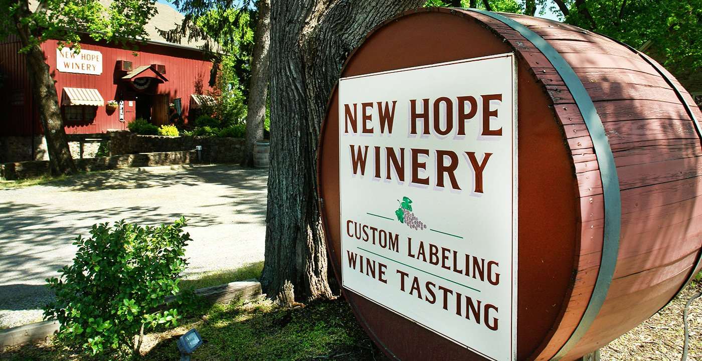 Follow the Bucks County Wine Trail