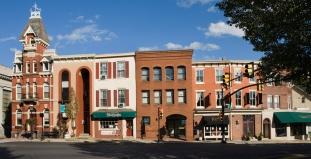 Doylestown Business District