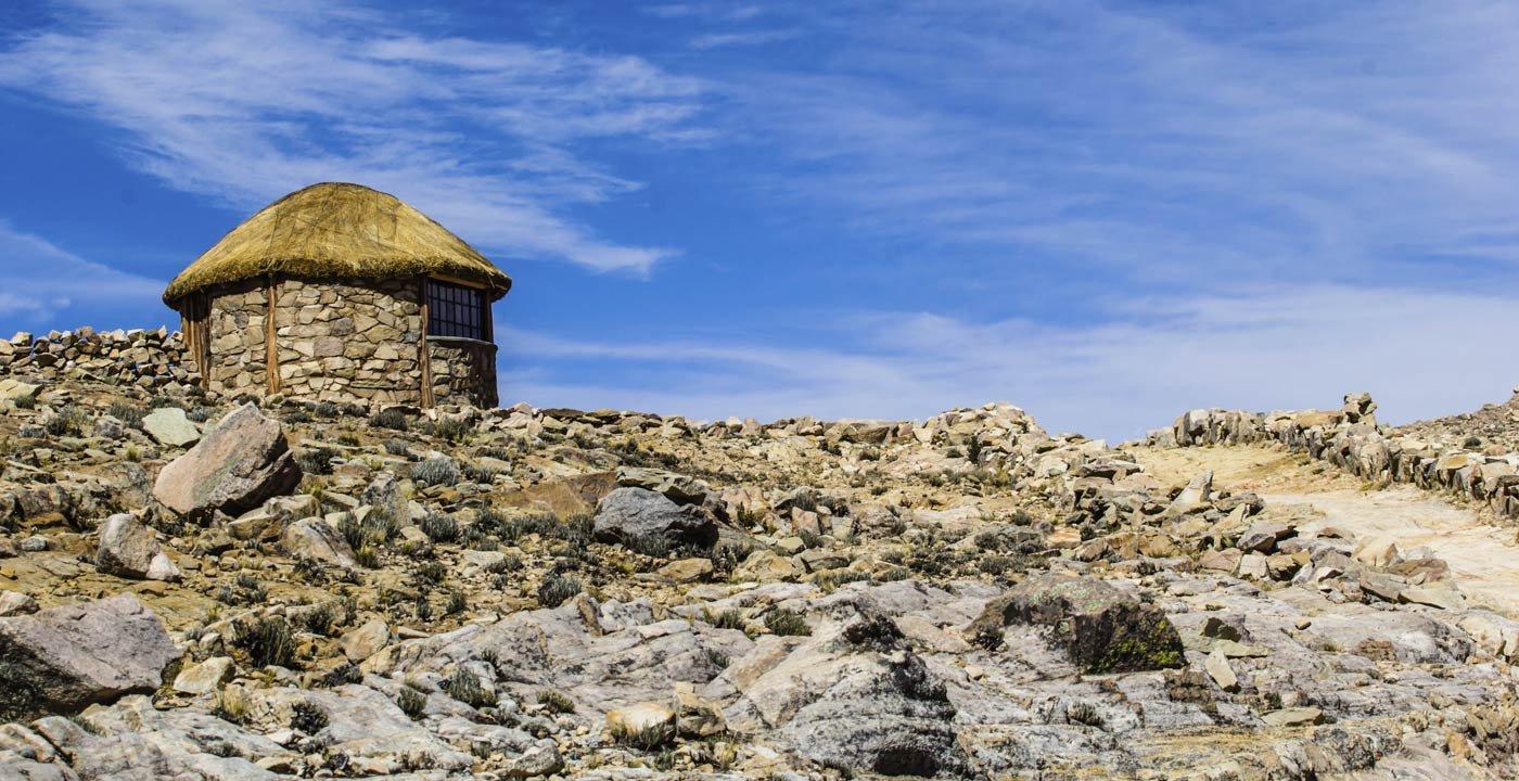 Island Birthplace of the Inca Sun God