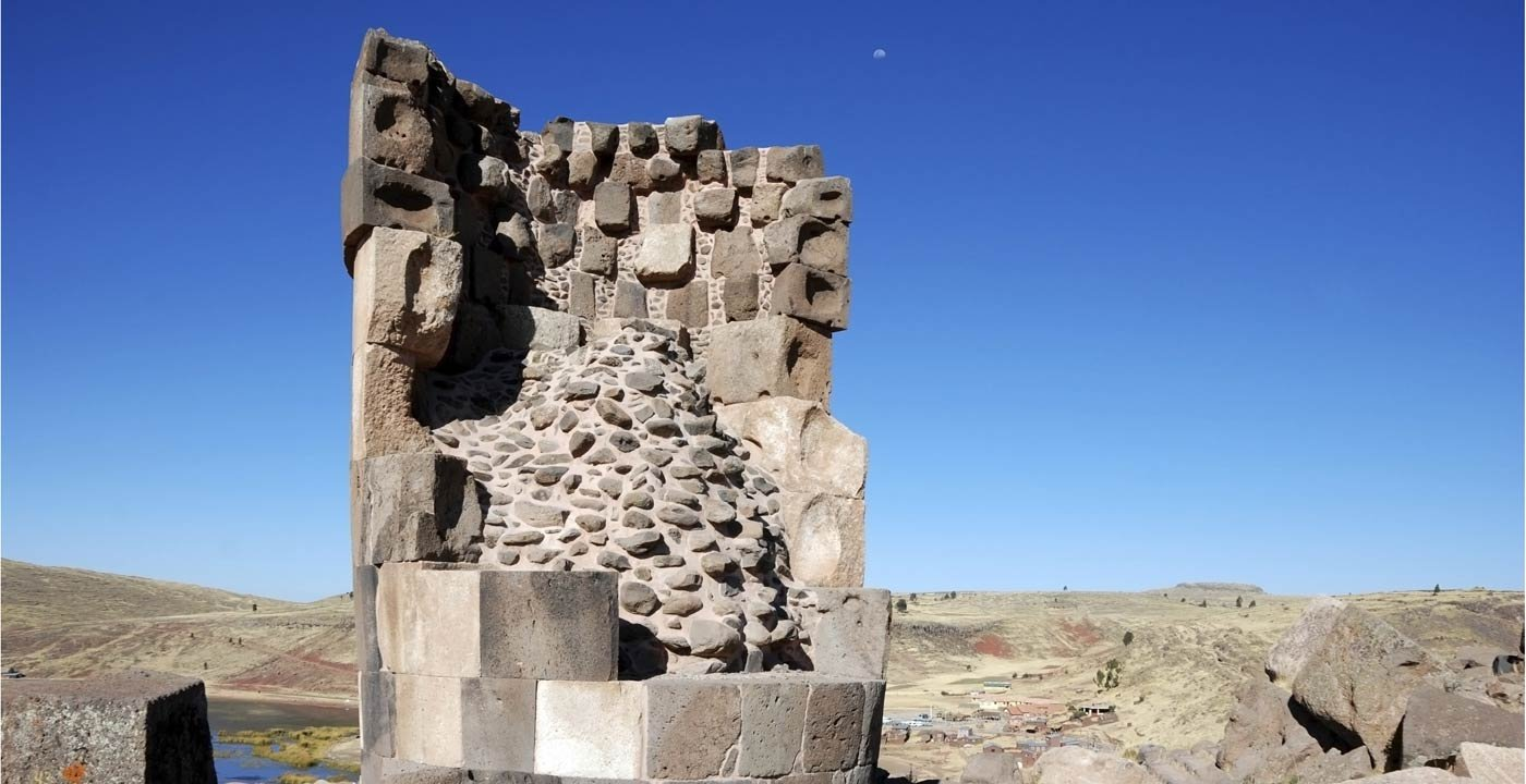 Extraordinary and Mysterious Sillustani Ruins