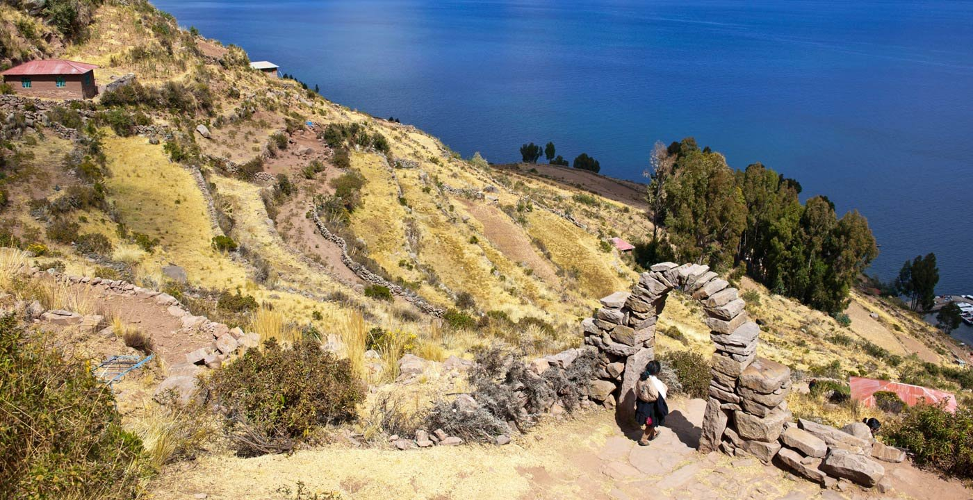 Culture and Craft Endure on Taquile Island