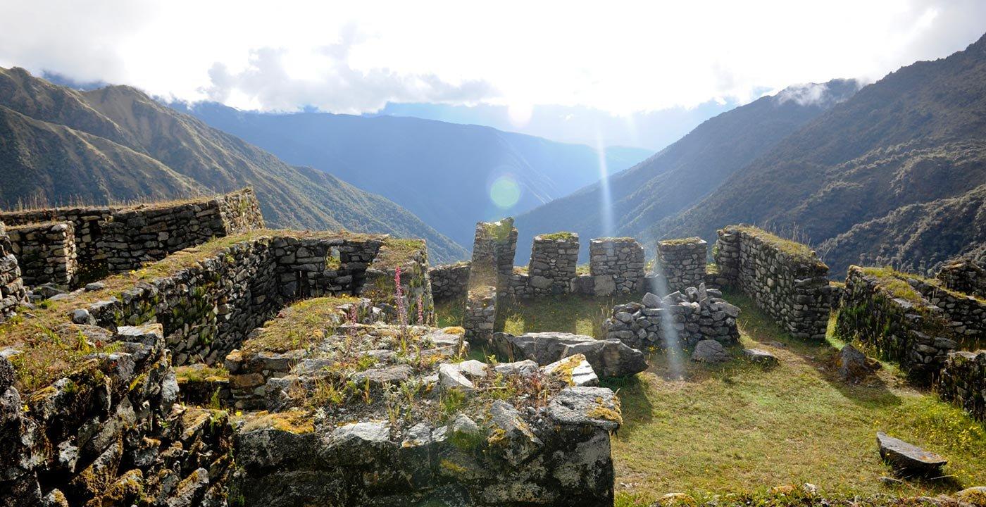 Machu Piccu and the Inca Trail, Peru