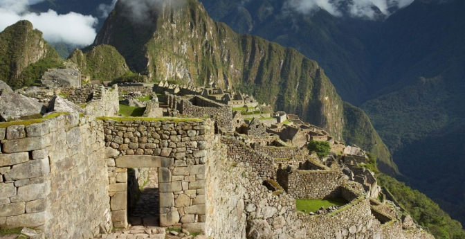 Only a Lucky Few Gain Access to Huayna Picchu