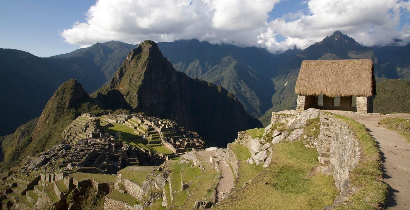 The Iconic Machu Picchu Vista