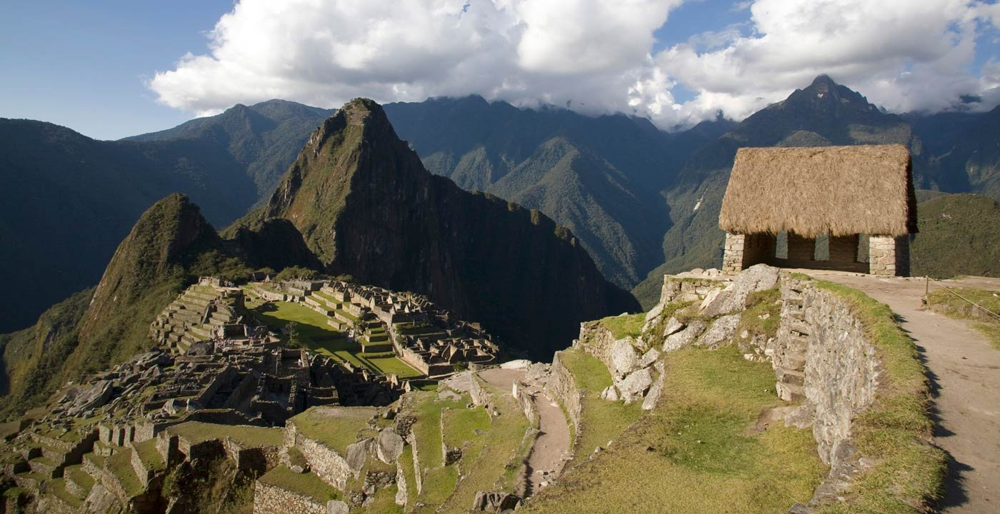 The Iconic Machu Picchu Vista