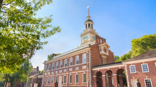 See the Sights of Independence National Historic Park