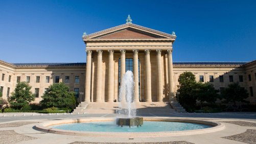 Pay a Visit to the Philadelphia Museum of Art