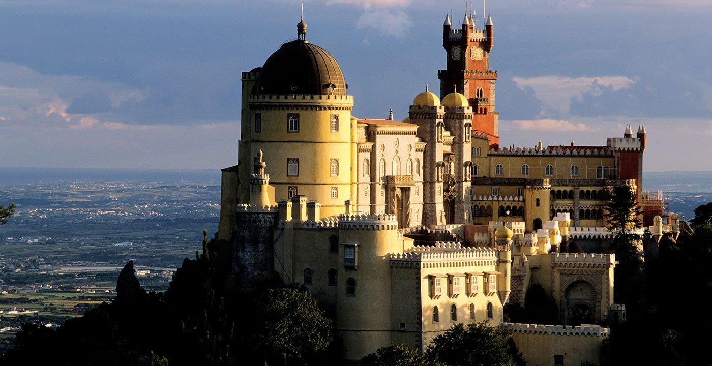 See Seductive Sintra