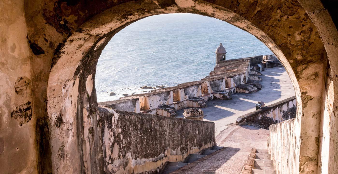 Castillo San Felipe del Morro (El Cañuelo)