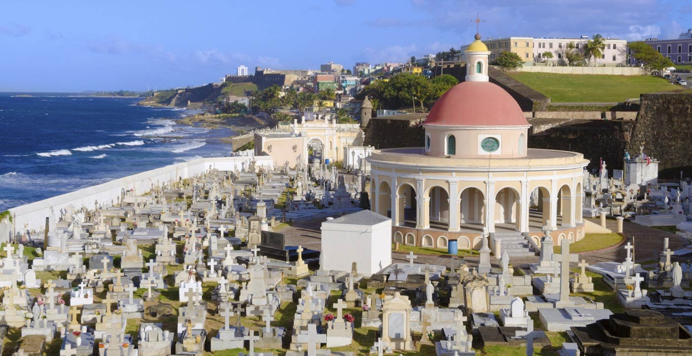 Cementerio Santa María Magdalena de Pazzis