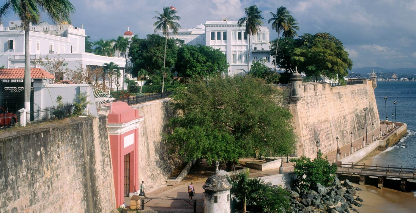 Historic Architecture in Old San Juan