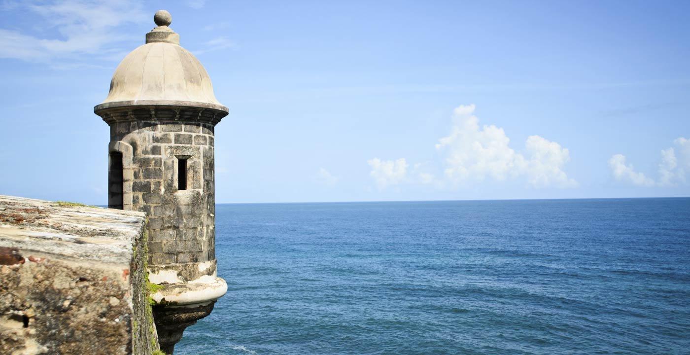 Explore Massive Forts Where Cannons Roared