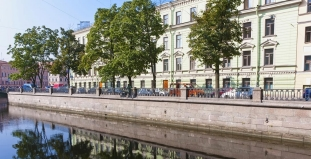 St. Petersburg Canal Tours