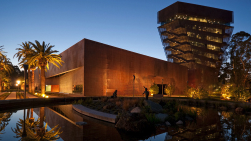 Explore the de Young Museum