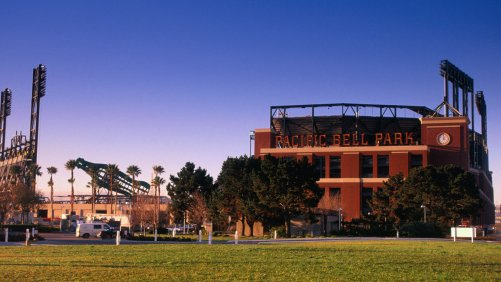 Catch the Big Leagues at AT&T Park