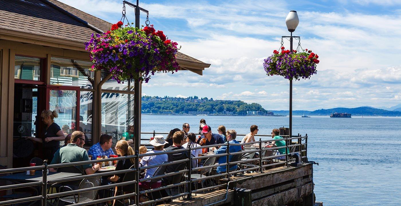 Restaurant in Seattle
