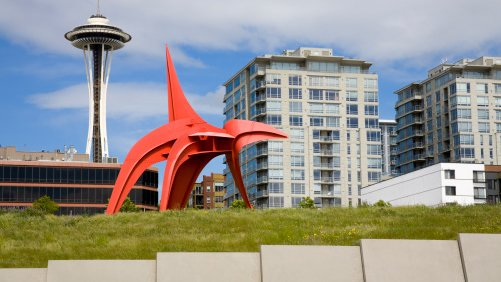 Enjoy the Sights at Olympic Sculpture Park