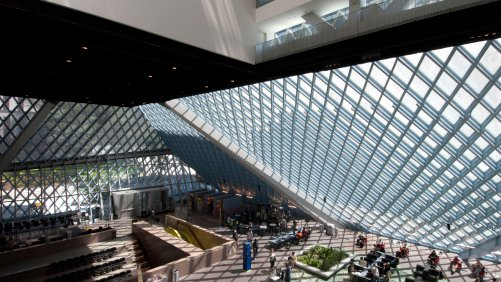 Find Something to Read at the Seattle Public Library