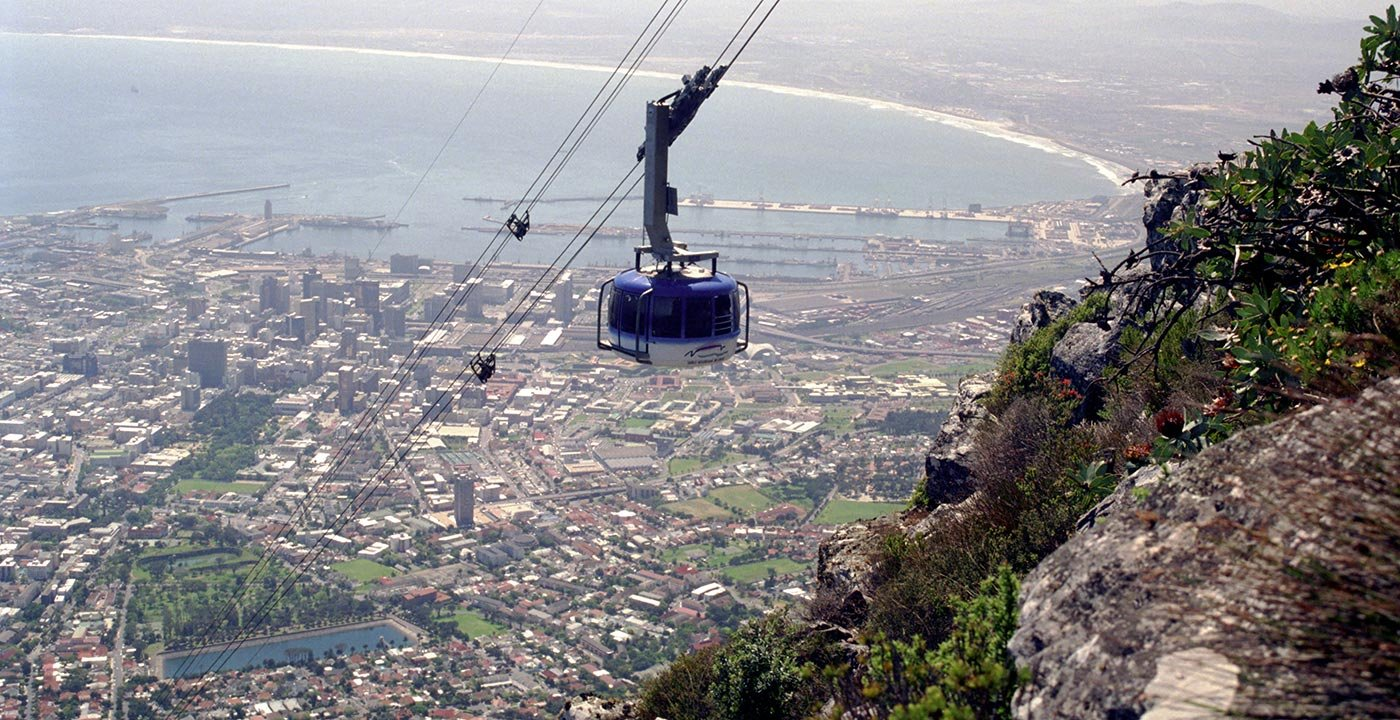 Where Cable Cars Reach the Stars