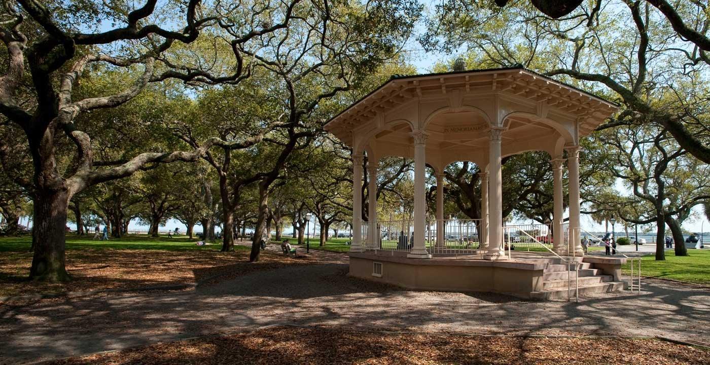 Charleston on Foot