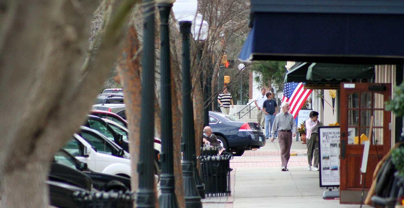 Downtown Aiken
