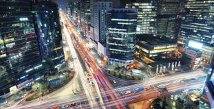 Seoul at Night