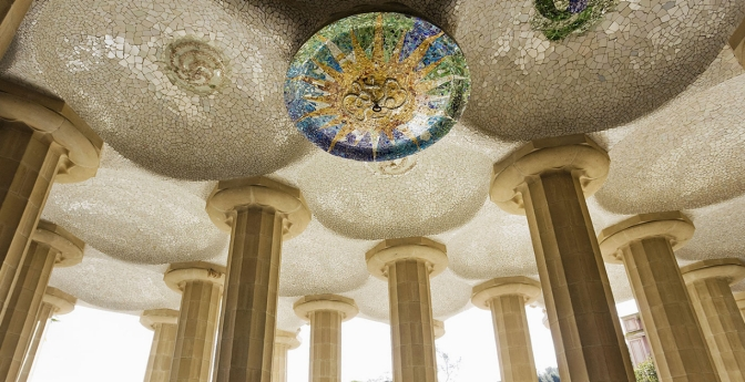 Linger in Park Guell