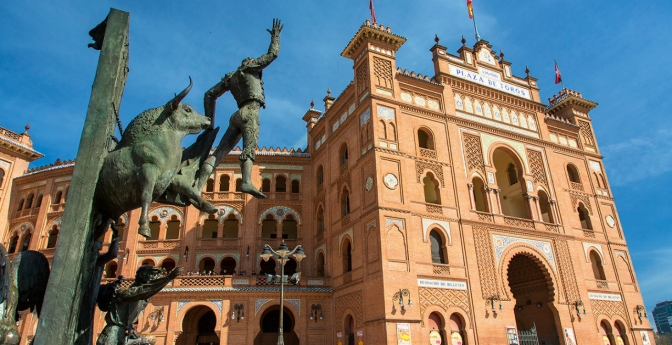 Las Ventas Arena: Ground Zero for Bullfights