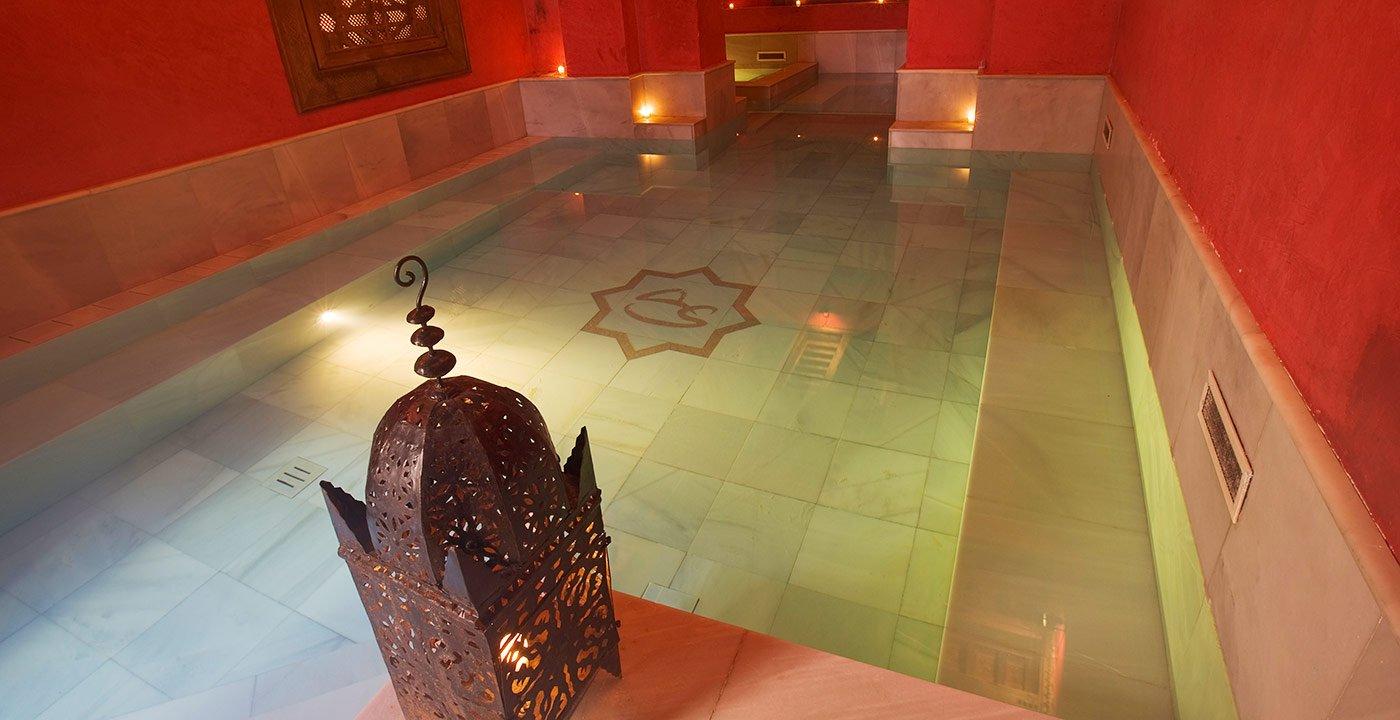 Aire de Sevilla, a Roman-Arabic Bath Spa Fantasy
