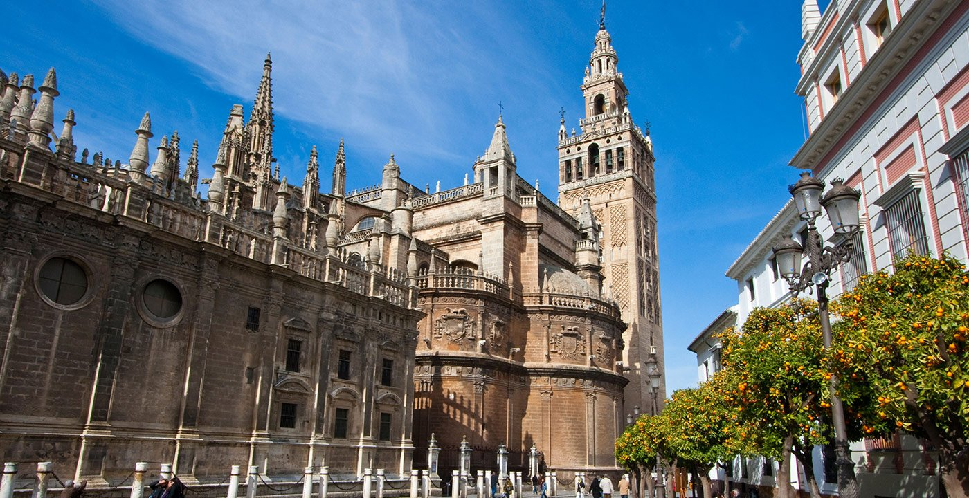 Climb the Cathedral's Giralda Bell Tower