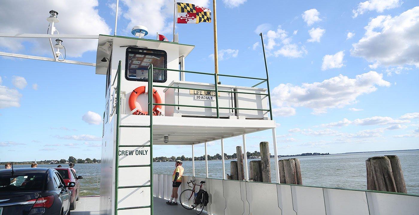 Oxford Bellevue Ferry
