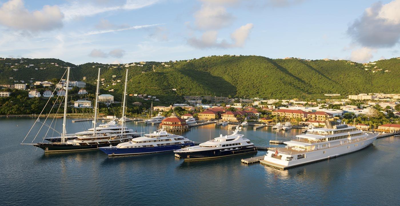 Charlotte Amalie Harbor