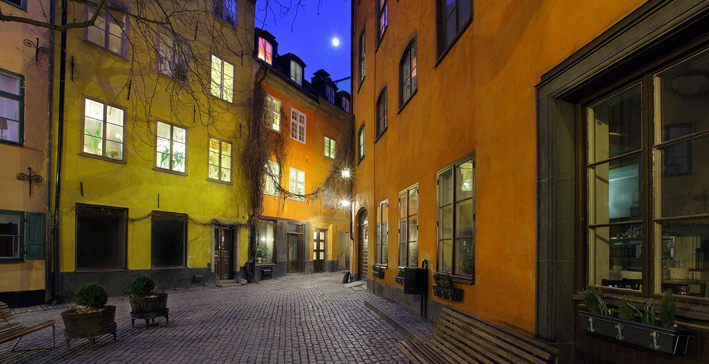 The Streets of Stockholm