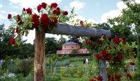 The Garden of Rosendal Stockholm Sweden