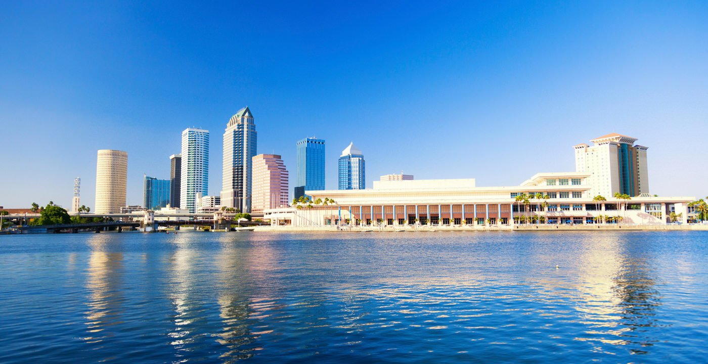 Hotels Tampa Convention Center Area