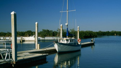 Find Paradise at Caladesi Island State Park