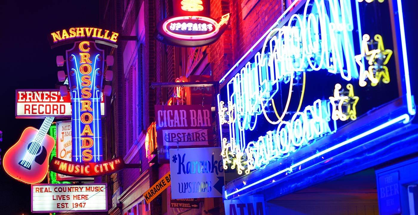 Girl's Getaway Weekend in Nashville
