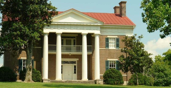 Old Hickory's Home